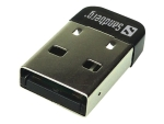 Sandberg Nano Bluetooth 4.0 Dongle - network adapter - USB 2.0