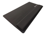 Sandberg Desk Pad Pro XXL - keyboard and mouse pad with wrist pillow