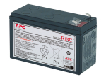 APC Replacement Battery Cartridge #106 - UPS battery - Lead Acid