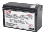 APC Replacement Battery Cartridge #114 - UPS battery - 60 VA - Lead Acid