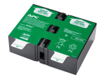 APC Replacement Battery Cartridge #123 - UPS battery - Lead Acid