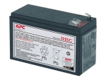 APC Replacement Battery Cartridge #17 - UPS battery - Lead Acid