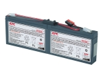 APC Replacement Battery Cartridge #18 - UPS battery - Lead Acid