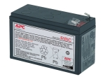 APC - UPS battery - Lead Acid - 7 Ah