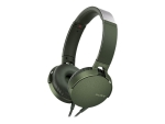 Sony MDR-XB550AP - headphones with mic