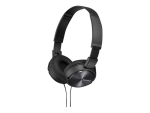 Sony MDR-ZX310AP - headphones with mic