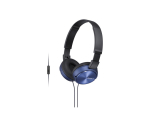 Sony MDR-ZX310APL - headphones with mic