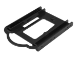 "StarTech.com 2.5"" HDD / SDD Mounting Bracket for 3.5"" Drive Bay - Tool-less Installation - 2.5 Inch SSD HDD Adapter Bracket (BRACKET125PT) - storage bay adapter"