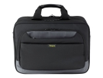 Targus CityGear Topload Laptop Case With Printer Section notebook carrying case