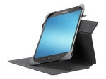 Targus Safe Fit Rotating Universal - flip cover for tablet