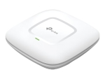 TP-Link AC1200 Wireless Dual Band Gigabit Ceiling Mount Access Point CAP1200 - radio access point