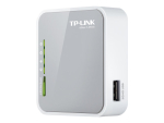 TP-Link TL-MR3020 - v3 - wireless router - 802.11b/g/n - desktop