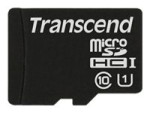 Transcend Premium - flash memory card - 16 GB - microSDHC UHS-I