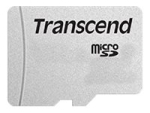 Transcend 300S - flash memory card - 8 GB - microSDHC