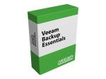 Veeam Standard Support - technical support (reactivation) - for Veeam Backup Essentials Standard for VMware - 1 year