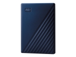 WD My Passport for Mac WDBA2D0020BBL - hard drive - 2 TB - USB 3.2 Gen 1