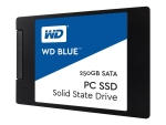 WD Blue PC SSD WDBNCE2500PNC - solid state drive - 250 GB - SATA 6Gb/s