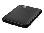 WD Elements Portable WDBUZG0010BBK - hard drive - 1 TB - USB 3.0