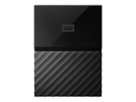 WD My Passport WDBYFT0040BBK - hard drive - 4 TB - USB 3.0