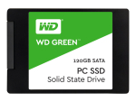 WD Green PC SSD WDS120G1G0A - solid state drive - 120 GB - SATA 6Gb/s
