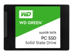 WD Green PC SSD WDS240G1G0A - solid state drive - 240 GB - SATA 6Gb/s
