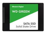 WD Green SSD WDS240G2G0A - solid state drive - 240 GB - SATA 6Gb/s