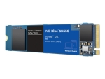 WD Blue SN550 NVMe SSD WDS250G2B0C - solid state drive - 250 GB - PCI Express 3.0 x4 (NVMe)