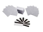 Zebra Premier Plus - cards - 100 card(s) (pack of 5)