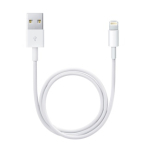 Apple Lightning / USB USB cable 0.5 m 2.0 USB A White