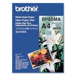 Brother BP60MA Inkjet Paper printing paper A4 (210x297 mm) Matte White