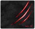 Havit HV-MP838 mouse pad Black,Red Gaming mouse pad