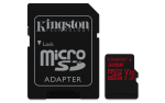 Kingston Technology Canvas React 32GB MicroSDHC UHS-I Class 10 memory card