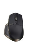 Logitech MX Master Wireless Mouse Meteorite